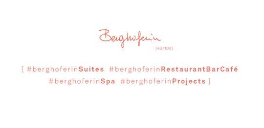 Hotel berghoferin