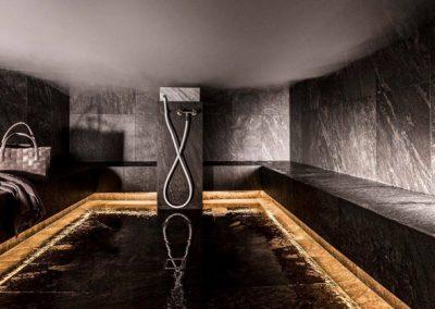 Dampfbad im Mair am Ort Living Hotel B&B in Partschins