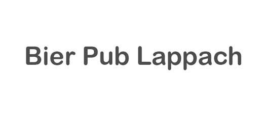 Bier Pub in Lappach
